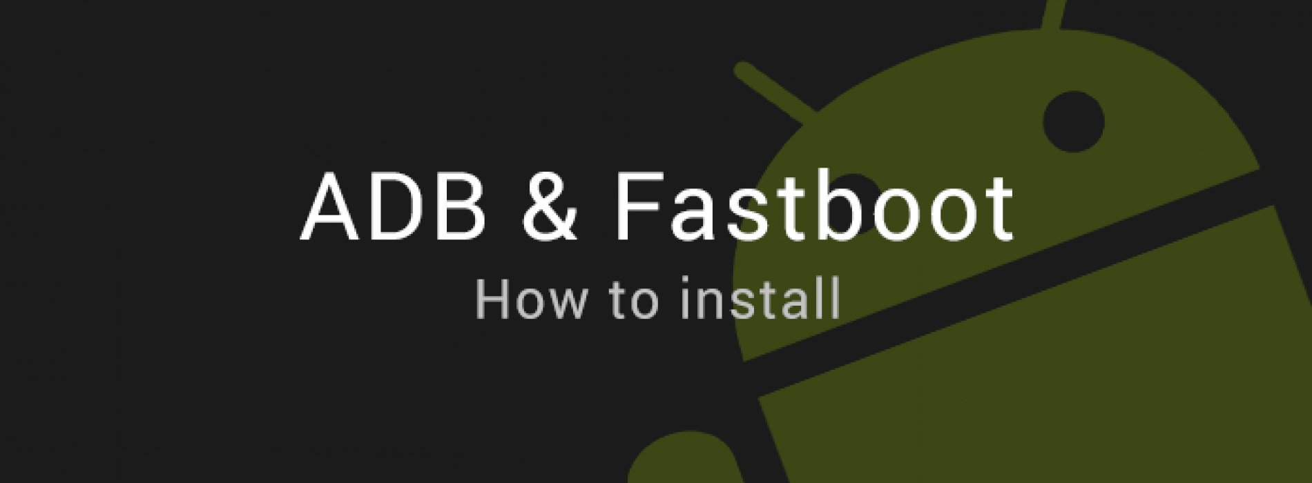How to Install ADB Fastboot on Linux